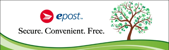 Register for epost  Retired Member and Survivor/Dependant